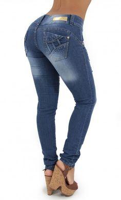Relaxed Maripily Skinny Jean #MaripilySkinnyJeans #Denimlovers #womenjeans