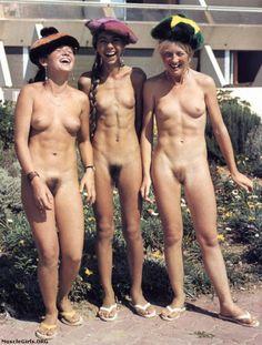 woman beach Muscle nude