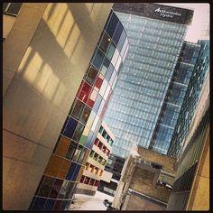 Downtown Winnipeg Architechture