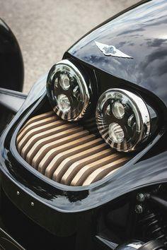 electric, 3-wheel morgan 1909 edition EV3 combines best of british fashion…