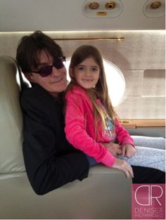 Charlie Sheen's Message To Daughter's Bullies #charliesheen