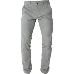 3x1 M3 Trouser ($143) ❤ liked on Polyvore featuring men's fashion, men's clothing, men's pants, men's casual pants, nickel, mens elastic waistband pants, mens slim pants, mens slim fit pants and men's 5 pocket pants