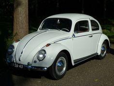 Escarabajo Volkswagen 1200 - 1963