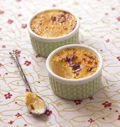 Crèmes brûlées au foie gras - Ôdélices : Recettes de cuisine faciles et originales !