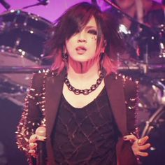 Ruki. The GazettE