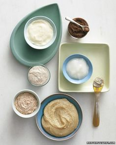 Whip Up a Scrub: To keep your fingers soft and smooth, mix 1 cup finely powdered oatmeal, 1/2 cup coarse sea salt, and 1/2 cup dried herbs (like chamomile, rosemary, or mint). Create a big batch, and store it in a tightly sealed jar. For best results, use it every other day after you shower. Scoop out a tablespoon of the mix, and rub it together with a tablespoon of extra-virgin coconut oil; then scrub all over your hands, legs, and feet.