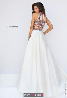 Sherri Hill Dress 50080 at Prom Dress Shop