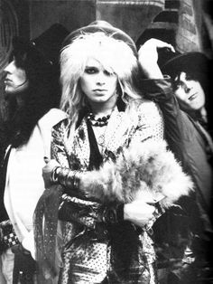 Some Heads Are Gonna Roll : Photo* Hanoi Rocks *