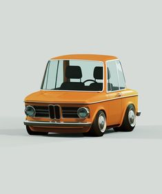 It seems like most of you guys guessed it! I now have a model together to start making some cool Are there any particular - New Sites Weird Cars, Cool Cars, 135i Coupe, Hot Wheels, Low Poly Car, Mini Car, Cars Characters, Bmw Classic Cars, Bmw 2002