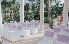 Andrea & Cesar's beach destination wedding in Punta Cana @destweds Photography by Tropical Studios.     Get more wedding ideas at DestinationWeddings.com >>