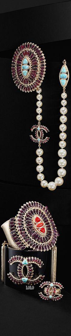 Chanel Métiers d'Art Paris Dallas Collection §