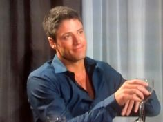 EJ is there for his Samantha. Alison Sweeney, James Scott, Days Of Our Lives, Me Tv, Best Couple, Hot