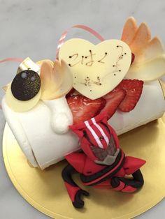 SWEET BEN☆スイートベン 日記:マジパン人形デコ