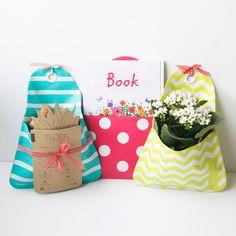 Gift warp pocket  Single by FloraPockets on Etsy, $17,00