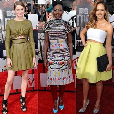 Pin for Later: From the Dresses to the GIFs — Highlights From the MTV Movie Awards