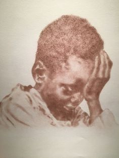 Beloved: Legacy of Slavery - a portrait collection by Mary Burkett, South Carolina artist.