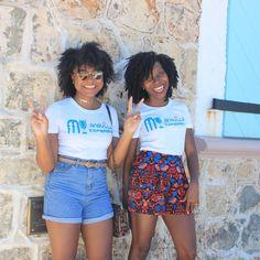 The Team! #islandgirl #islandlife #travelblog #caribbean