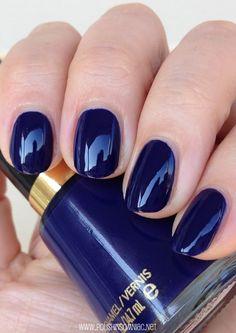 Revlon Urban – The Quintessential Blue | polish insomniac #nails #revlon