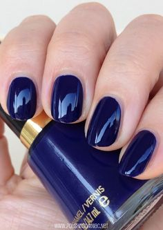 Revlon Urban – The Quintessential Blue   polish insomniac