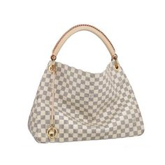 LV High Quality And Great Reputation Of Louis Vuitton Artsy GM White Totes N41173 Here Is Just For You!