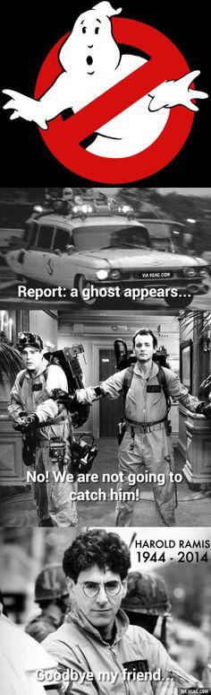 The Saddest Scene In Ghostbusters