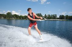 Tips For Helping Your Kids Wakeboard   Boating Magazine
