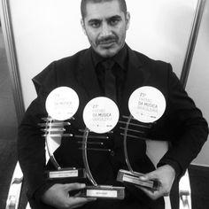 Criolo leva três troféus e é destaque do 23º Prêmio da Música Brasileira #vaiRAP