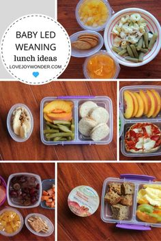 LoveJoyWonder.com - Baby Led Weaning and Toddler Healthy Packed Lunches for School Meal Ideas and Inspiration.