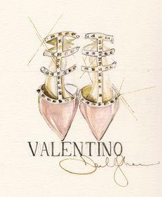 { valentino, by Dallas Shaw }
