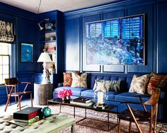 7+Ways+to+Make+Your+Living+Room+Look+More+Expensive+via+@MyDomaine