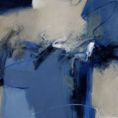 Tango in Blue by Sally Cooper