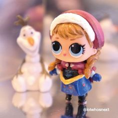 Do you want to build a snowman? Come on let's go and play!