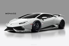 Huracan wide body