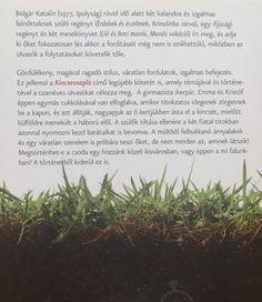 Bolgár Katalin: Kincsesnapló az oldalunkon rendelhető meg!