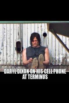 Daryl Dixon funny