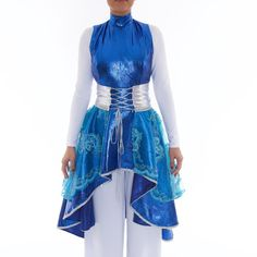 SET Tunica, Falda & Correa (3pc) Heaven on Earth from Royalty Designs Boutique for $159.00