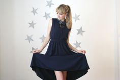 Eve Gravel Neve dress  http://victoireboutique.com/collections/all/products/eve-gravel-neve-dress-dalhousie