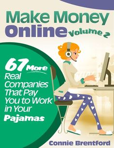 Make Money Online volume 2 #BookReview I've worked at home for 7 years and even I found ideas of other things to do. click over and check out this book.
