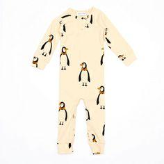 Mini Rodini - Penguin Jumpsuit