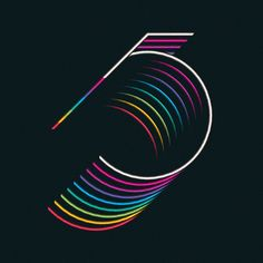 36 days of type - 3rd edition on Behance