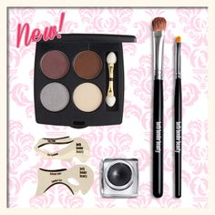 New! Backstage Beauty #SmokeyEye Deluxe Set. 2 new palettes for spring 2014
