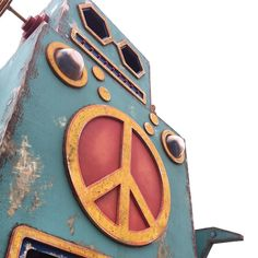 Ready to show some love to the Love-Bot? He's been sleeping all year but now it's time to wake... #bestival16 #bestivalisbuilding #bestival