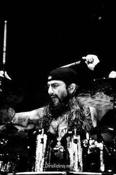 Mike Portnoy (Dream Theater, Adrenaline Mob, Flying Colors, The Winery Dogs, Transatlantic, Liquid Tension Experiment)
