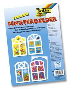 Fensterbilder von Max Bringmann bringen Stimmung, Atmosphäre und Gemütlichkeit in jedes Kinderzimmer. Mehr Informationen unter http://www.folia.de/index.php?id=140