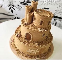 Looks so real😲 Credi Food Cakes, Cupcake Cakes, Pretty Cakes, Beautiful Cakes, Amazing Cakes, It's Amazing, Cute Cakes, Crazy Cakes, Fancy Cakes