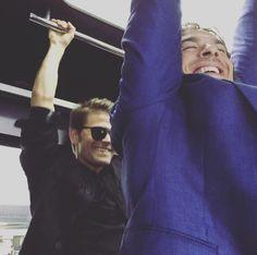 Paul and Ian❤️