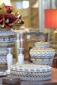 We are proud to introduce, Bindah, handcrafted pieces from Bali, that make perfect holiday gifts. Come into ACC to view the Bindah collection and find another way to love the way you give! #furniture #santafe