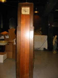 Art Deco Grandfather Clock - $500