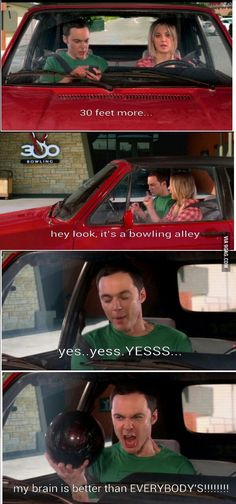 This is why everybody loves Sheldon