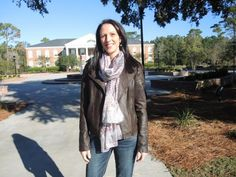 Meet Elisabeth Rogers, a Middle Level Education Math/Science senior, the mom to three boys, and our October 24th #CCUFamily member! She would be a superb choice for the the poster child of non-traditional students here at Coastal Carolina University. To understand her passion for CCU and her commitment to the teaching profession, all you need to do is talk to her for a couple minutes. Perhaps in no other #CCUfamily interview did such enthusiasm and authenticity come out as in hers. See it…